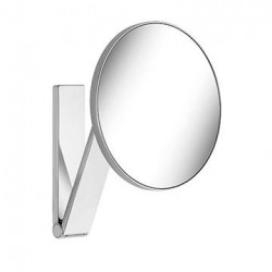 KEUCO iLOOK MOVE zrkadlo kozmetické chróm kruhové, 17612010000