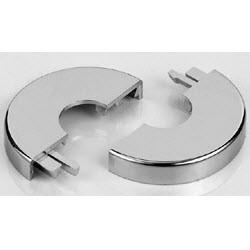 Zehnder ventily - dvojdielna plastová krytka Radval XS priemer 15/40 mm chróm, 853478