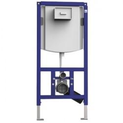 SANIT konštrukcia duofix WC INEO PLUS 525 H112 bez opier na stenu, hĺbka 13cm pre závesné WC 90.721.00.T000
