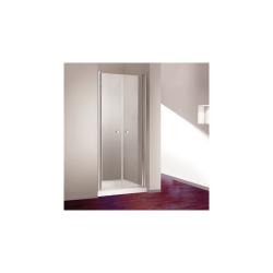 HÜPPE 501 DESIGN dvere sprchové atyp lietacie do niky PTN 852mm str. lesklá číre sklo AP 510639092322