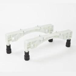 VILLEROY & BOCH nohy vaňové plastové pre ploché dno U99740000