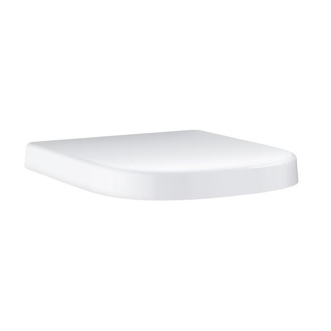GROHE Euro Ceramic WC sedátko Compact so SoftClose 39458000