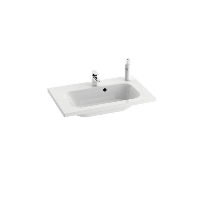 RAVAK Chrome 700 umývadlo 70 x 49 cm XJG01270000