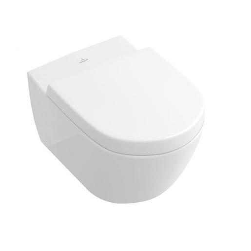VILLEROY & BOCH Subway 2.0 závesná WC misa 37,5 x 56,5 cm biela 560010R1