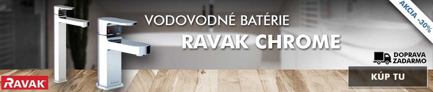 RAVAK CHROME