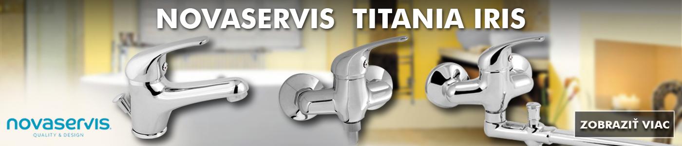 Novaservis Titania Iris